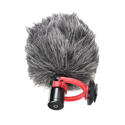Universal WS-M2 Cardioid Directional Microphone Condenser Stereo Video Mic