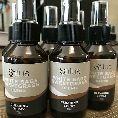 White Sage & Sweetgrass Clearing Spray AUSTRALIAN MADE!