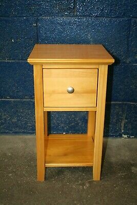 Quality Solid Pine Bedside Table