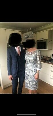 Stunning Mother of the Bride dress size 10