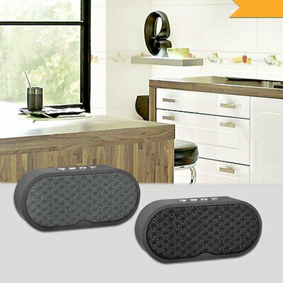 Rechargeable Wireless Bluetooth Speaker Portable Outdoor USB FM Radio Stereo E3