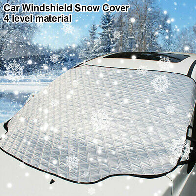 Magnetic Snow Cover Windshield Ice 83*116cm for Car Frost Guard Winter Protector