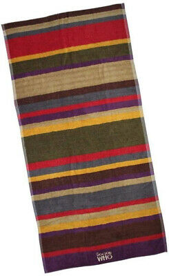 """DOCTOR WHO 30""""x60"""" 4th Doctor Scarf Beach Towel"""