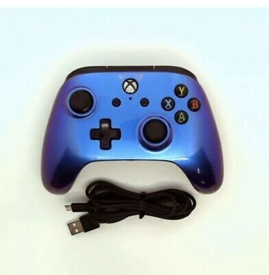 PowerA Enhanced Wired Controller for Xbox One - Cosmos Nebula