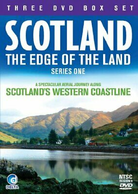 Scotland The Edge Of The Land Series One DVD (2010)
