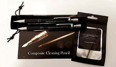 Metal Detector / Metal Detecting. / Composite Cleaning Pencils with Refill Pack