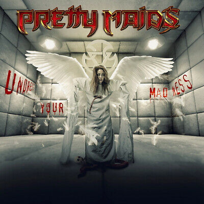 PRETTY MAIDS - Undress Your Madness CD WALLET - Hard Rock  - NEW!