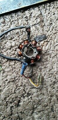 2004 Husaberg 450 Fe Stator Alternator