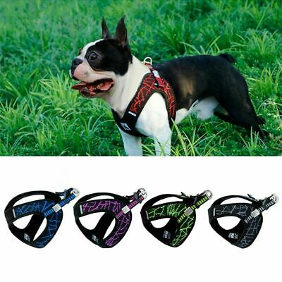 Dog Harness Reflective Nopull Safety Vest Pet Outdoor Training Walking Supplies