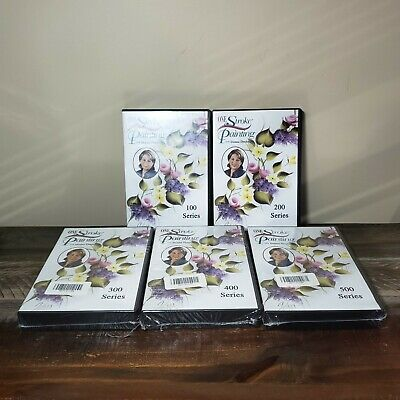 One Stroke Painting with Donna Dewberry - Set of 5 DVDs