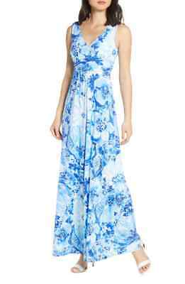 NWT Lilly Pulitzer Sloane Dress Coastal Blue Catch N Keep Size XS M $198