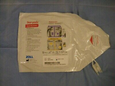 ZOLL Stat-Padz Multi-Function Adult Electrodes 8900-4004