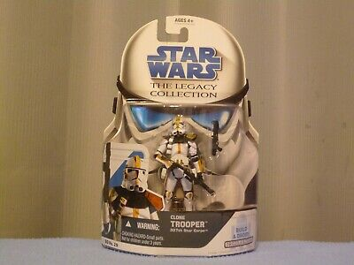 Clone Trooper 327th Star Corps Star Wars Legacy Collection Build A Droid BD29