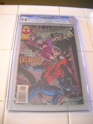 🕷The Amazing Spider-Man #414 CGC 9.8 Aug 1996 From Darkness Strikes Delilah!