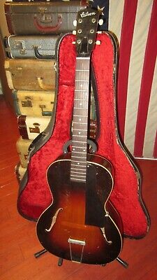 Vintage Circa 1935 Gibson L-30 Archtop Acoustic Guitar for Repair Restoration SB