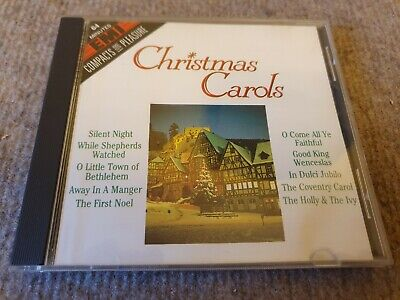 Classic Christmas carols from Choirs 64 minuites Compacts For Pleasure EMI Label
