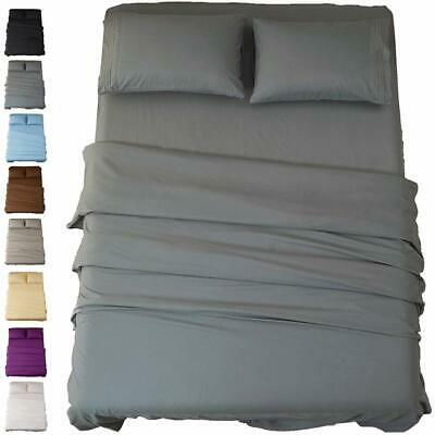 Tailored 1000TC Duvet/Doona/Quilt Cover Set Single/Double/Queen/King Size Bed