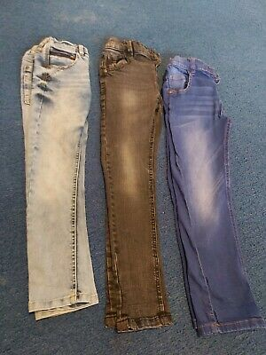 Boys Next Jeans Aged 5-6 - Distressed Look in Excellent condition