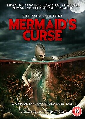 Mermaid's Curse (Released 28Th October) (Dvd) (New)