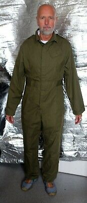 Royal Air Force Coveralls Boilersuit (Olive Green) medium size