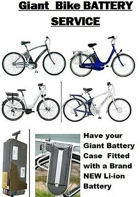 WISPA Electric Bike Battery Service 705 806 905 And others