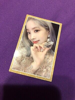 TWICE Feel Special 8th Mini Album Dahyun Official Photocard