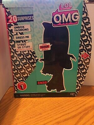 LOL Surprise OMG Fashion Doll SWAG with 20 Surprises New