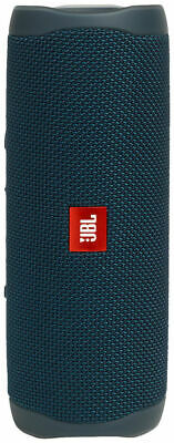 JBL Flip 5 Portable Waterproof Speaker - Ocean Blue