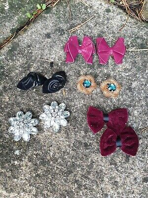 5 Pairs Of Shoe Clips