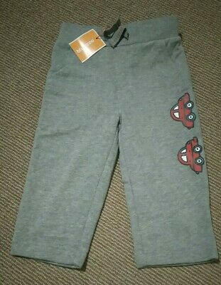 Bluezoo grey Joggers 12-18 months