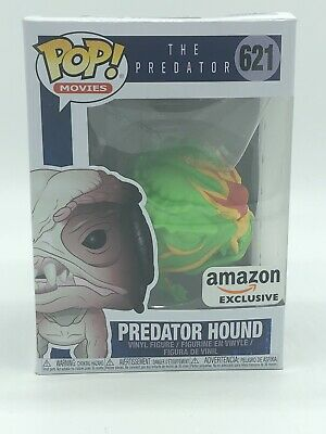 Funko Pop The Predator Heat Vision Predator Hound 621 Amazon Exclusive