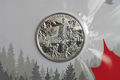 2017 CANADA $3 Spirit of Canada pure silver coin in sealed packaging
