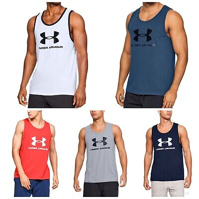 NWT Men's Under Armour Sportstyle Tank Top