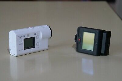 Sony FDR-X3000R 4K Action Camera with Live-View Remote