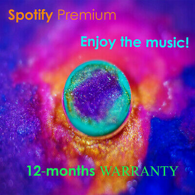 Spotify Premium [300+ Sold Relisted]🔥6 Months WARRANTY🔥New Account