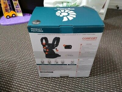 Ergobaby Omni 360 Cool Air Mesh Baby Carrier brand new in box