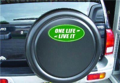 LAND ROVER FREELANDER Semi-Rigid 4x4 spare wheel cover with logo