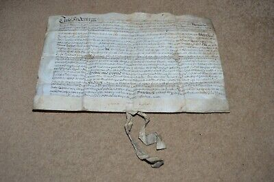 1682 indenture land at Malcoff in Chapel En Le Frith