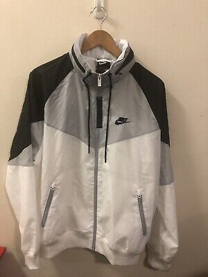 NIKE Mens Windrunner Hooded Jacket - Medium - NEW WITH TAGS