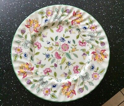 MINTON 'HADDON HALL' PATTERN -  27cm DINNER PLATE EXCELLENT CONDITION  ALL 1st