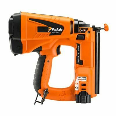 New Paslode IM65 F16 Lithium Brad Nailer Set