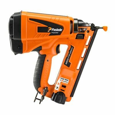 New Paslode IM65A F16 Lithium Angled Brad Nailer Set