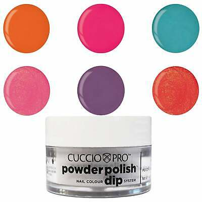 Cuccio Pro Powder Polish Nail Dip System Dipping Powder - Attention Seeker 6x14g