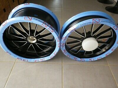 PAIRE DE JANTE Ducati X-Diavel Wheels -Pair Front and Rear 50122081AA 50211422AA