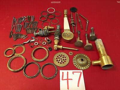 Sherle Wagner Miscellaneous Fixture Parts Lot 47