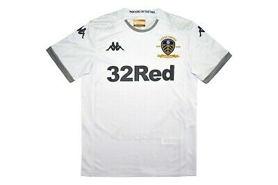Leeds United Home Shirt Uk Stock New With Tags Adult Size 2019/2020 Year