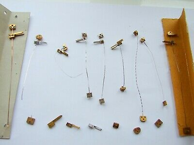 400 day Anniversary clock suspension units, blocks and forks