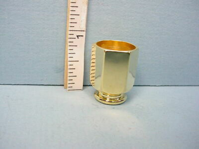 Miniature Brass Planter #1778-100 Clare-Bell Brass Works 1//12th Scale