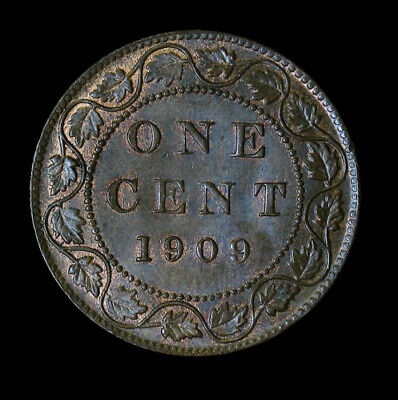 1909 Canada Large Cent Uncirculated