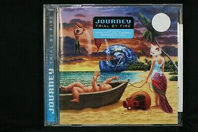 Journey ‎– Trial By Fire   - CD (C919)